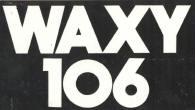 Mix 105.9 WAXY-FM WAXY 106 Miami