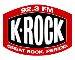 92.3 K-Rock KRock WXRK New York Howard Stern Booker Great Rock Period